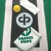 Drakes Pride Bowls Mat and Jack Package